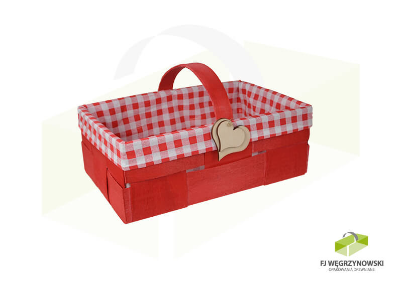 Geschenkverpackung 27 x 17 x 10 cm, colour 4, Material, Herz